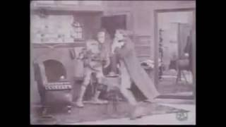 Frankenstein 1910 Thomas Edison Early Silent Film