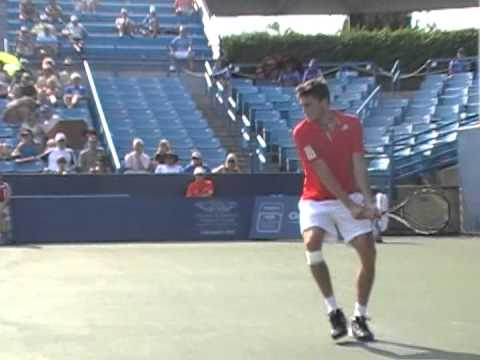 Gilles Simon   Backhand 2