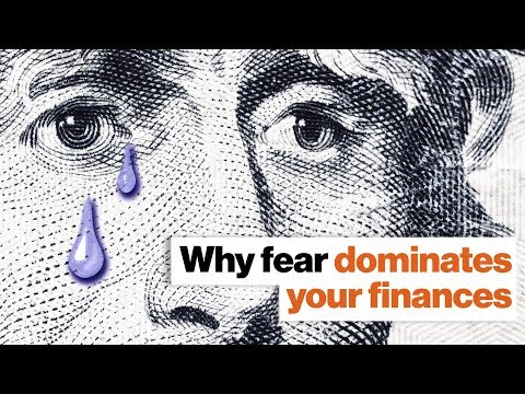 Money worries: Why fear dominates your finances | Vicki Robin