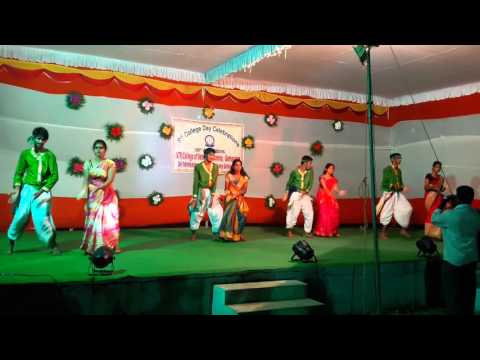 Vastava Janaki Song By GV/14 Batch On Collegeday