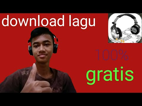 Aplikasi download lagu 100% gratis