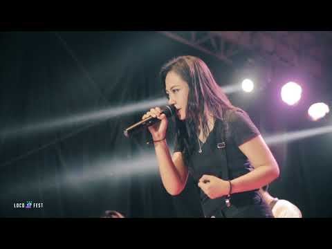 KILMS Ft. AIU - Fake (Live at LocoFest 2017)