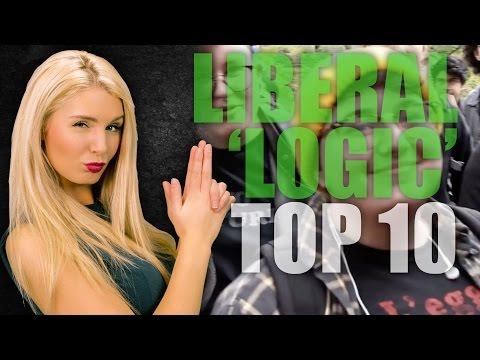 "Lauren Southern: ""Loony Liberal Logic"" Top 10"
