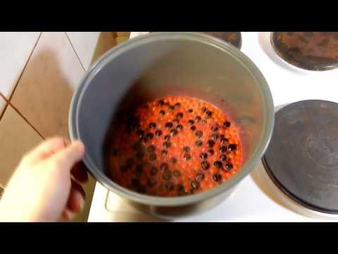 Как сварить варенье из рябины обыкновенной