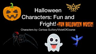 Halloween Characters: Fun and Fright! (2019)🎃