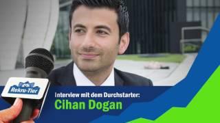 REKRU-TIER Interview mit Cihan Dogan (LR Health and Beauty)