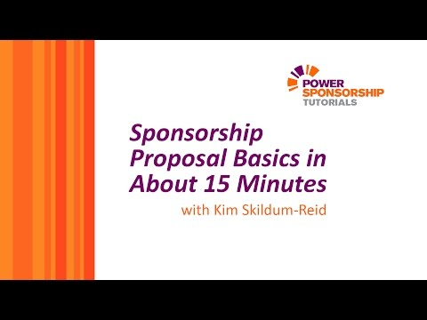 sponsorship-proposal-basics-in-about-15-minutes