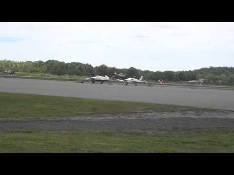 PZL-Mielec M-18 Dromader Formation Take Off