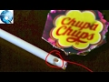 Ăn kẹo mút suốt ngày nhưng bạn có biết chiếc lỗ nhỏ trên que kẹo dùng để làm gì không?