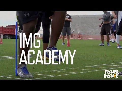 Meet IMG Academy: High School Performance Factory