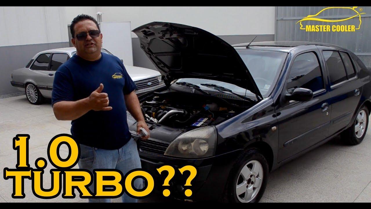 Dia A Dia Na Oficina Clio 1 0 Turbo Master Cooler Performance