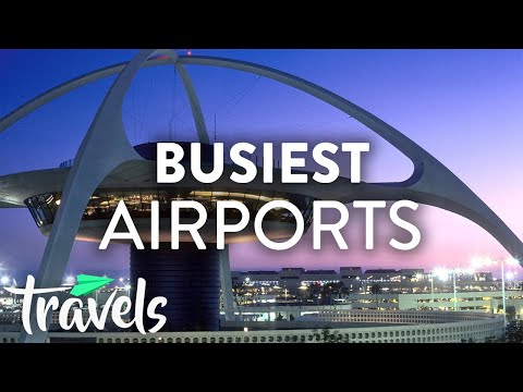 World's Busiest Airports   MojoTravels