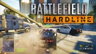 Battlefield: Hardline - Heist Mode (BF Hardline Beta Gameplay on PS4)