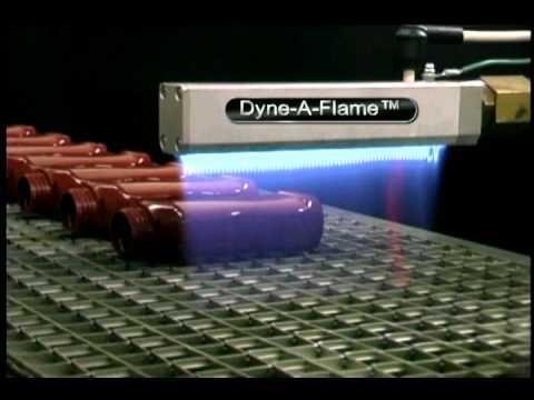 Enercon Dyne-A-Flame Plasma Treater