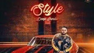 Style Deep Jandu Status Video by Punjabi Music & Status