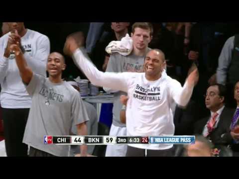 Chicago Bulls vs Brooklyn Nets | March 3, 2014 | NBA 2013-14 Season