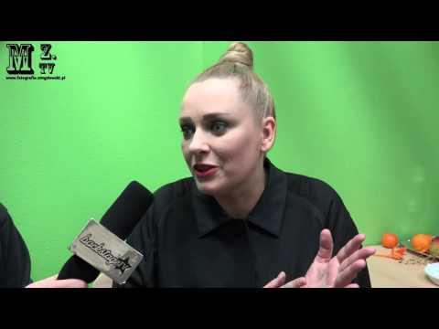 2015-11-10 - II edycja festiwalu Co Rock w Bydgoszczy - wywiad z Katarzyną Nosowską w jakości 4K