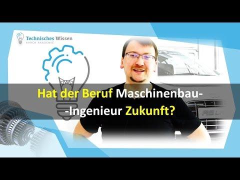 Hat Der Beruf Maschinenbauingenieur Zukunft?