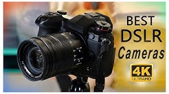 Top 5 BEST Budget DSLR Cameras 2018 !!!