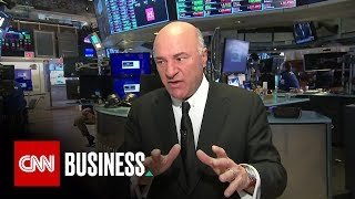 Why 'Shark Tank' star Kevin O'Leary likes Tesla, gold, and the Trump economy