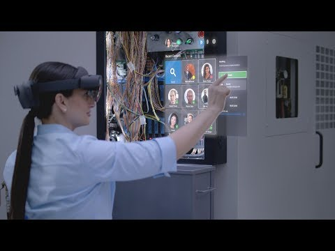 Introducing Dynamics 365 Remote Assist for HoloLens 2 and mobile devices