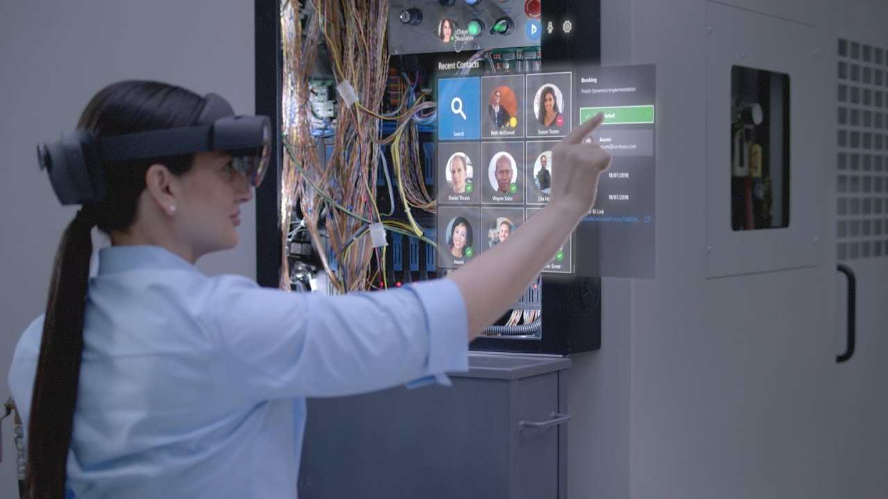 Microsoft HoloLens 2 - Microsoft HoloLens Version 2