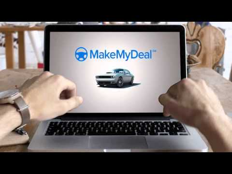 Make My Deal at Meador Dodge Chrysler Jeep Ram
