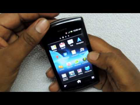 Sony Xperia Neo L Hands On