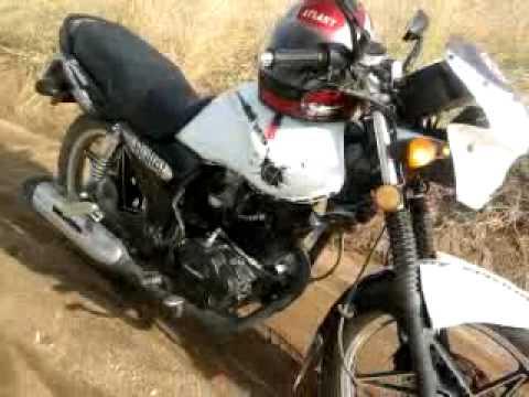ТРЕЙЛЕР] Классический мотоцикл Geon Bullet 400 от MOTOshop.UA .