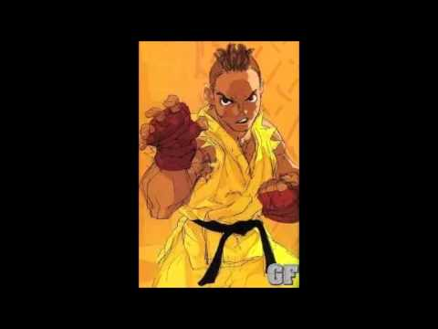 """Sean's Street Fighter 3 2nd Impact """"Sao Paulo"""" theme concept (Smooth House RMX)"""