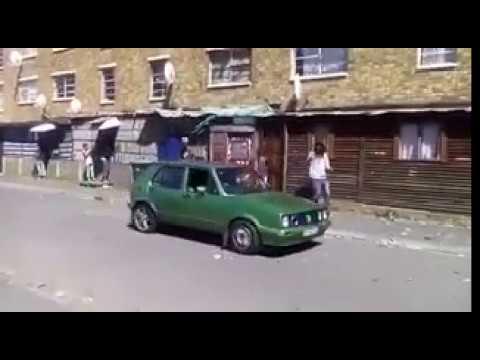 Cape Flats gang war