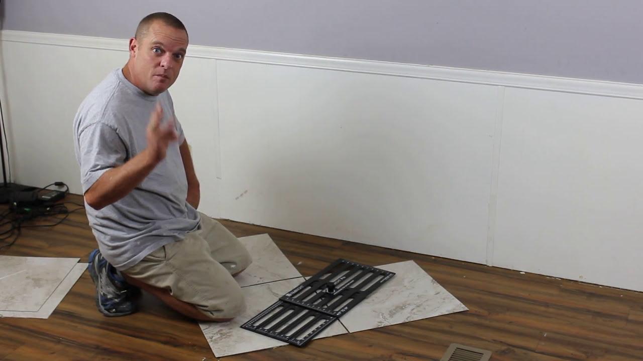 How to lay tiles diagonally - Diagonal Tile Installation Made Easy