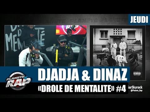 Youtube: Planète Rap – Djadja & Dinaz«Drôle de mentalité» #Jeudi