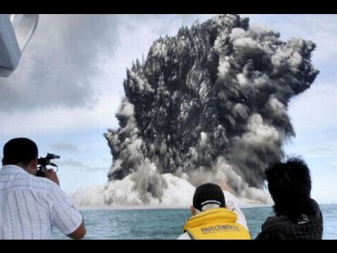 TOP 10 NATURAL DISASTERS CAUGHT ON CAMERA!