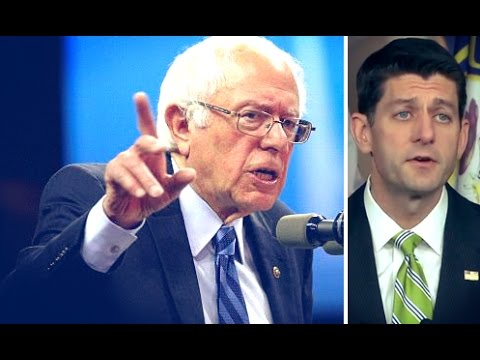 Bernie Sanders Puts Last Nail in the Coffin of the GOP