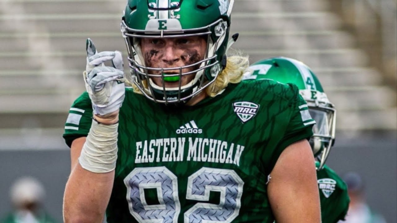 Image result for maxx crosby eastern michigan
