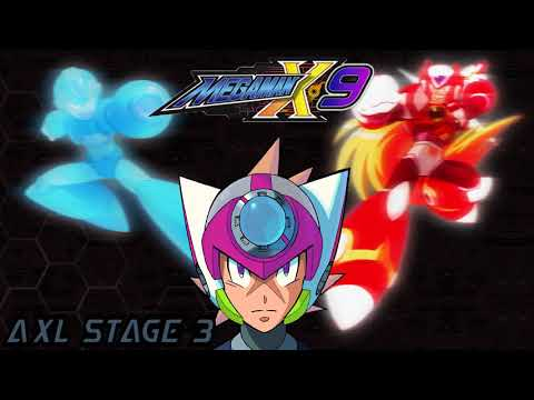 DasDeer / Mega Man X9 - Axl Stage 3