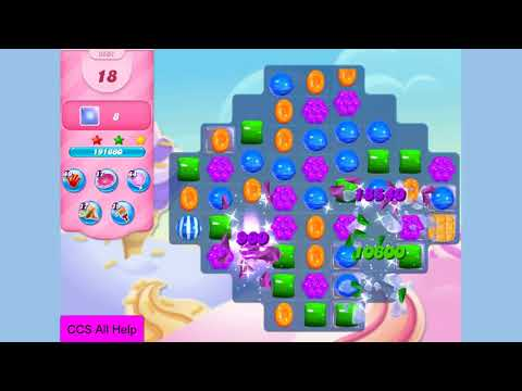 Candy Crush Saga Level 3501 NO BOOSTERS Cookie