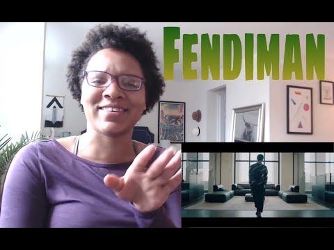 Jackson - Fendiman Reaction (Okayyy Jackson)