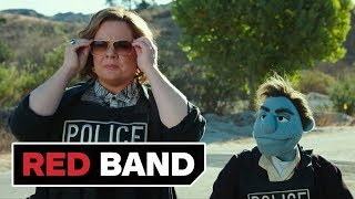 The Happytime Murders - Red Band Trailer (2018) Melissa McCarthy, Maya Rudolph, Joel McHale