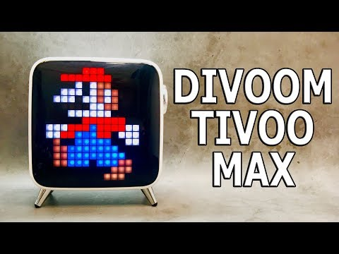 ОЧЕНЬ КЛАССНЫЙ ВЕЛИКАН II 10 фактов о колонке DIVOOM TIVOO-MAX