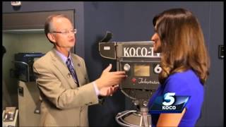 A history of KOCO in Oklahoma