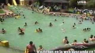 TERMAS LA MERCED, SITIO TURISTICO CON 76 AÑOS DE HISTORIA
