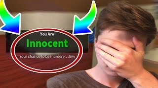 I WILL NEVER BE THE MURDERER | ROBLOX MURDER MYSTERY 2