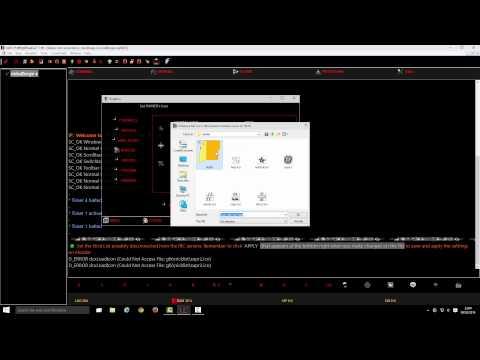 VxD Necronomicon 8 mIRC script on Windows 10 http://vxd.mobi