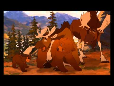 Братец медвежонок 2 - Трейлер