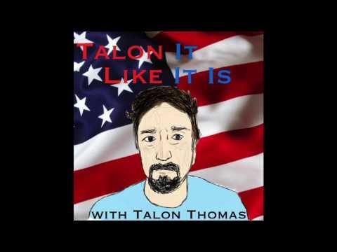 Talon It Like It Is - 6 - ANTHONY ROBINSON (Professor of satire)