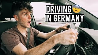 Australian on the German Autobahn First time Experience from Berlin to Frankfurt