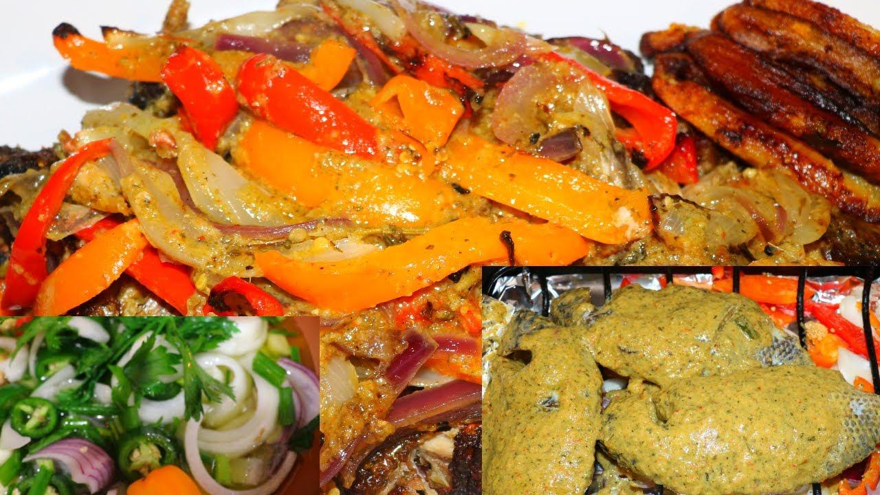 Tilapia cuit au four | Meilleur assaisonnement