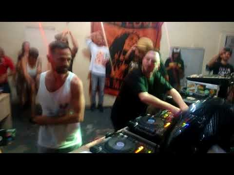 O.B.F. Sound System meets Shanti D v.s Peng Sounds Inna Last Tune Style @Reunion Day #2